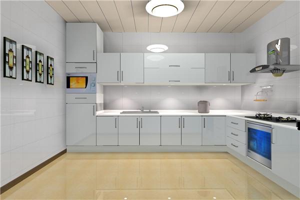 簡約廚房裝修設計