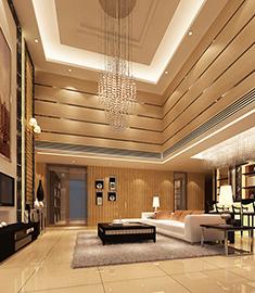 现代奢华风格 • 金山谷别墅