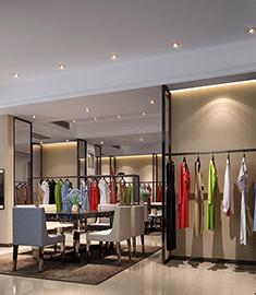 专卖店设计 • 广州泰富中心