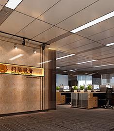 办公室设计 • 广州富力盈凯